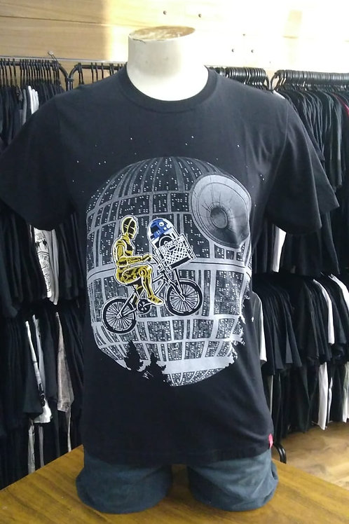 Camiseta Star Wars Chemical CSW03