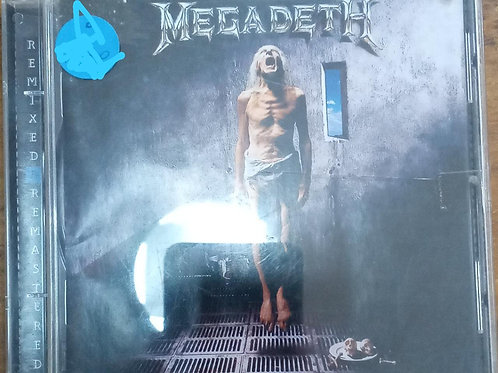 Cd Usado Megadeth Countdown To Extinction