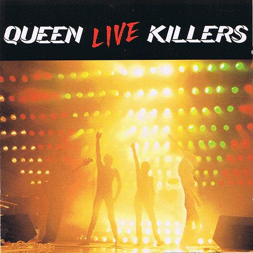 Cd Queen Live Killers Duplo