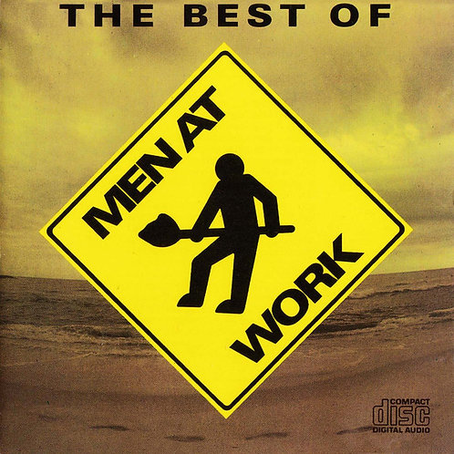 Cd Men At Work The Best Of