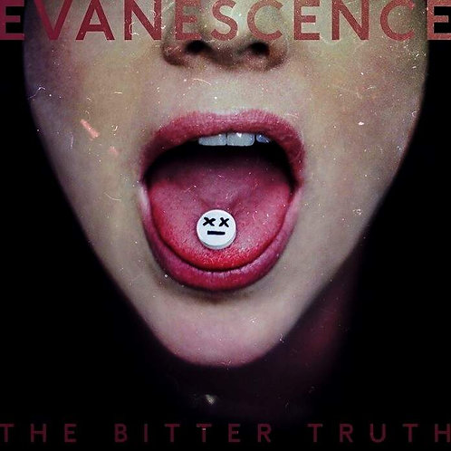 Cd Evanescence The Bitter Truth 2021