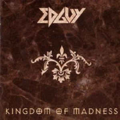 Cd Edguy Kingdom Of Madness Importado Argentina