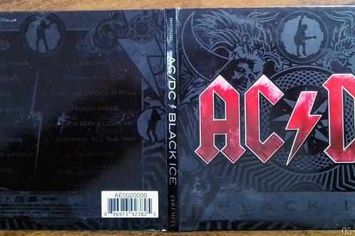 Cd Usado Ac/dc Black Ice Digipack VG+