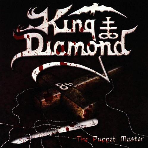 Cd King Diamond The Puppet Master Slipcase