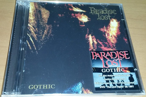 CD DVD Paradise Lost Gothic