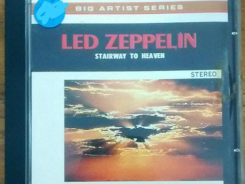 Cd Usado Led Zeppelin Stairway to Heaven