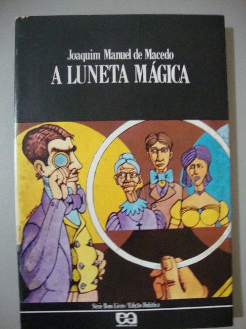 Livro Usado A Luneta Mágica Joaquim Manuel De Macedo 3997