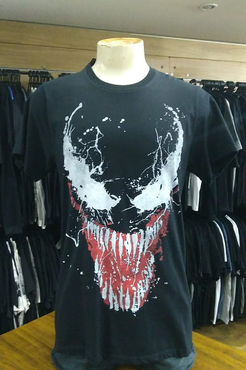 Camiseta Venom Homem Aranha Mr.Baboo MRV04