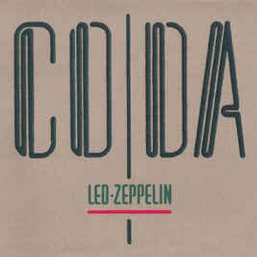 Cd Led Zeppelin Coda Triplo Digipack