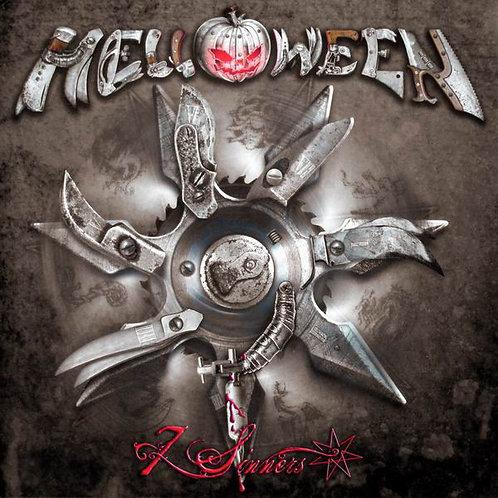 Cd Helloween 7 Sinners