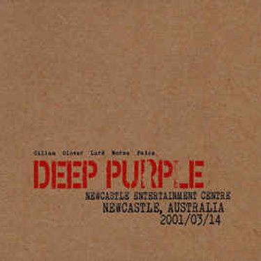 Cd Deep Purple Live In Newcastle