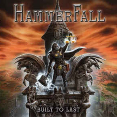 Cd Hammerfall Built To Last