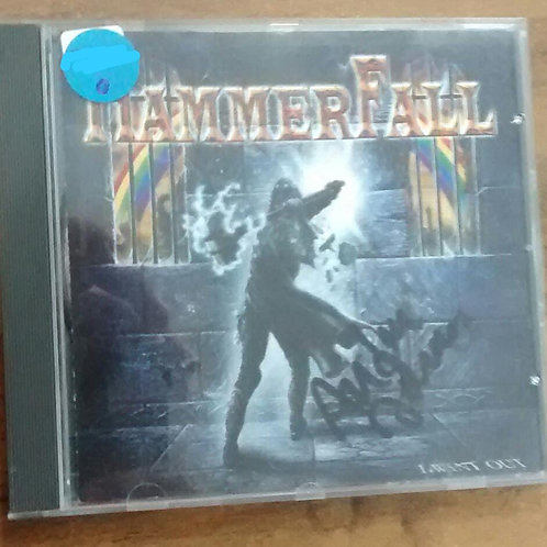 Cd Usado Hammerfall I Want Out