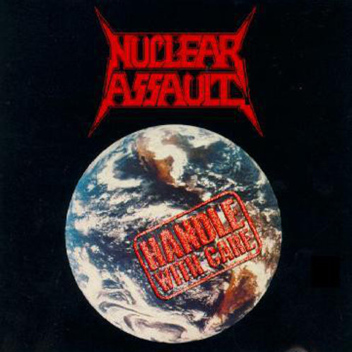 Cd Nuclear Assault Handle With Care