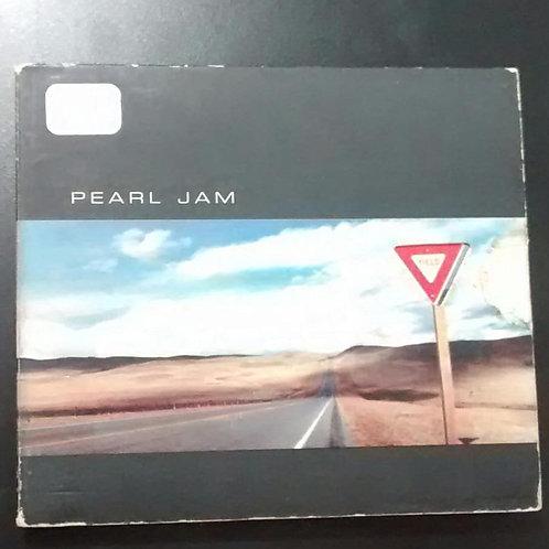 Cd Usado Pearl Jam Yield