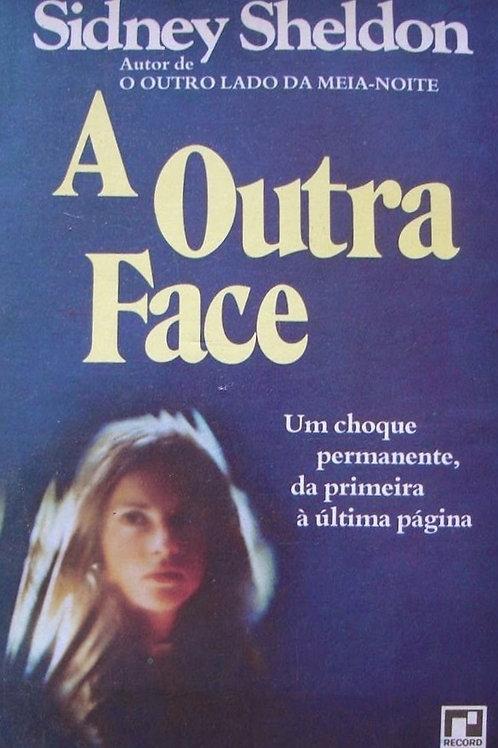 Livro Usado  A Outra Face  Sidney Sheldon  1620