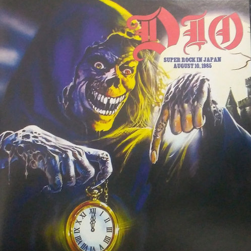 Cd Dio Super Rock in Japan