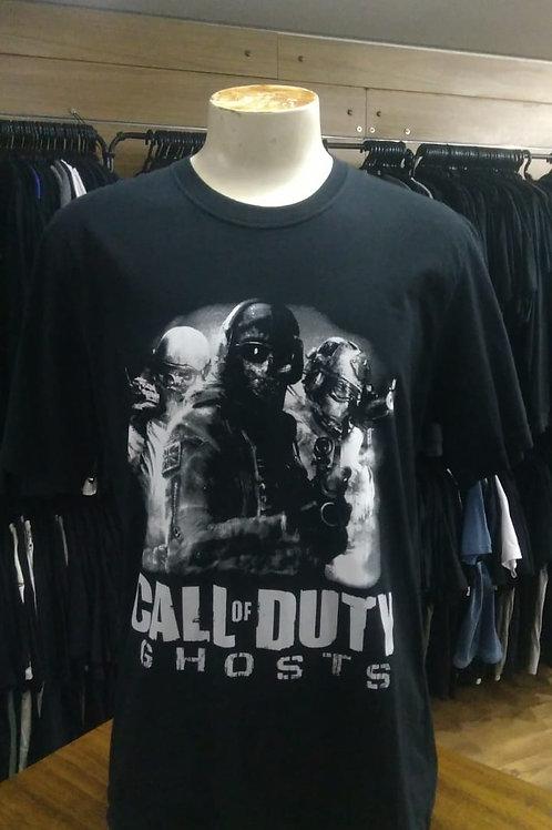 Camiseta Call Of Dutty Ghosts Hcd Cod01