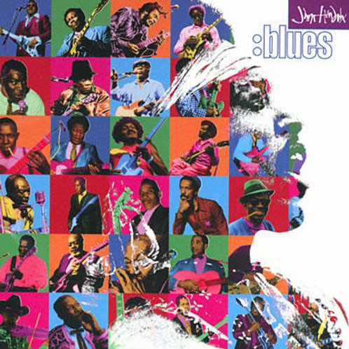Cd Jimi Hendrix Blues Digipack Com Bônus