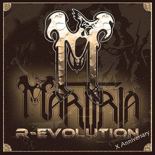 Cd Martiria Revolution