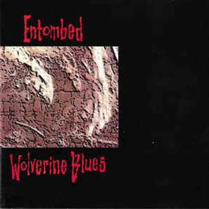 Cd Entombed Wolverine Blues Importado Argentina