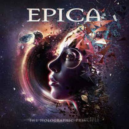 Cd Epica The Holographic Principle Digipack Duplo