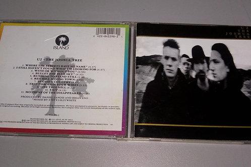 Cd Usado U2 The Joshua Tree Importado