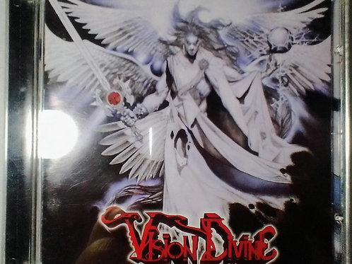 Cd Usado Vision Divine Same Self EX