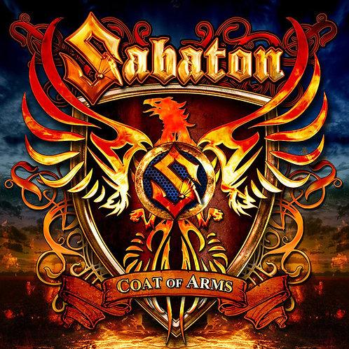 Cd Sabaton Coat Of Arms
