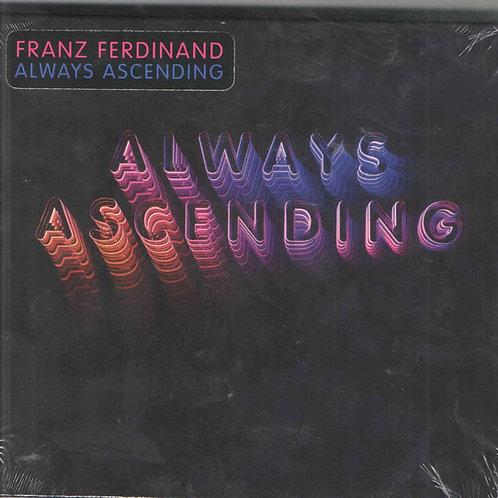 Cd Franz Ferdinand Always Ascending