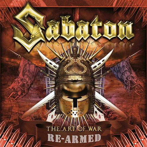 Cd Sabaton The Art Of War Re armed