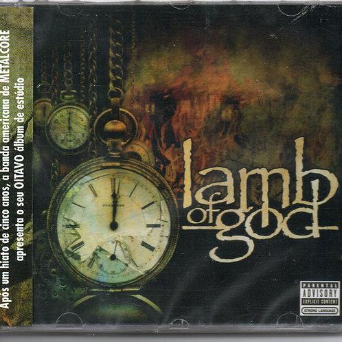 Cd Lamb Of God Lamb Of God