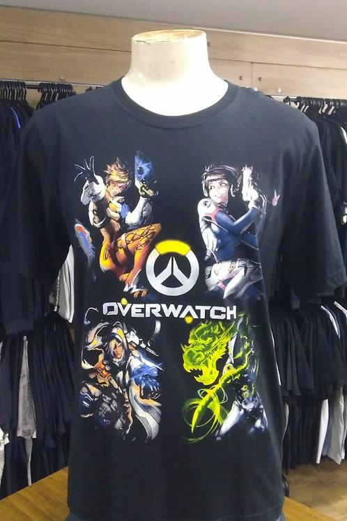 Camiseta Overwatch HCD OVW1