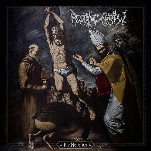 Cd Rotting Christ The Heretics