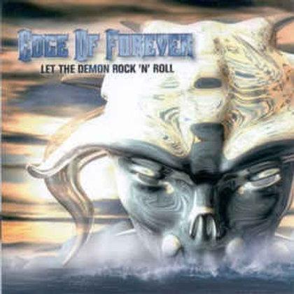 Cd Edge of Forever Let the Demon Rock n Roll