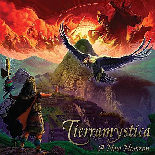 Cd Tierramystica A New Horizon