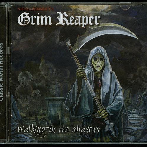 Cd Grim Reaper Walking in the Shadows