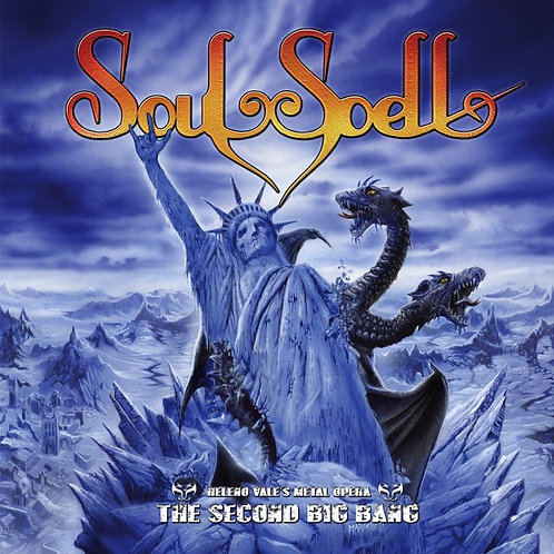 Cd Soulspell The Second Big Bang