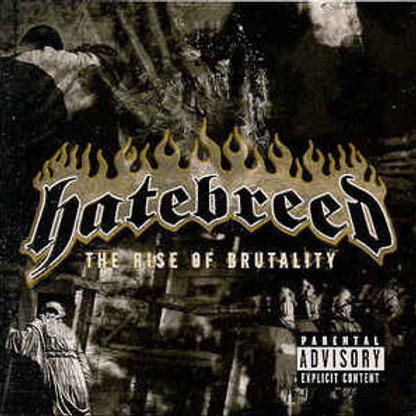 Cd Hatebreed The Rise Of Brutality