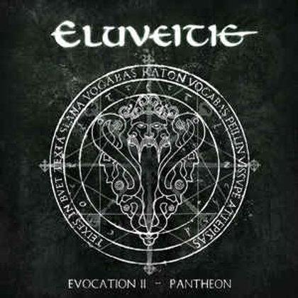 Cd Eluveitie Evocation II Pantheon