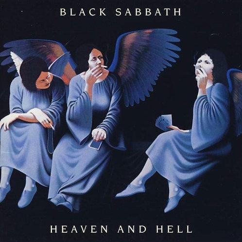 Cd Black Sabbath Heaven And Hell Slipcase