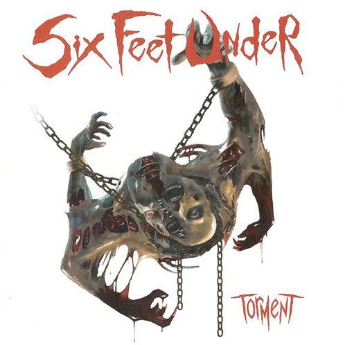 Cd Six Feet Under Torment
