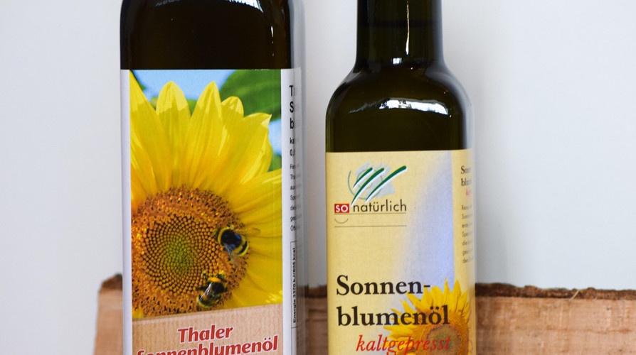 Thaler Sonnenblumenöl