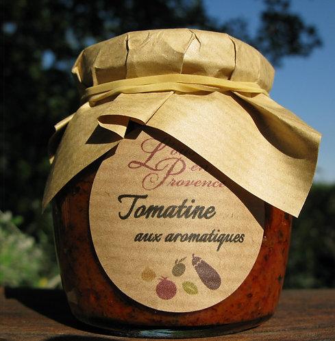 Crème de tomates aux aromatiques 95g