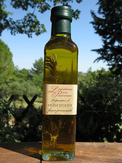Huile d'olive façon provençale 250ml