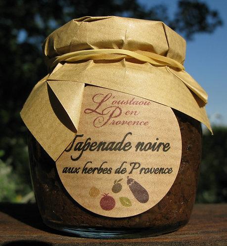 Tapenade noire aux herbes de Provence 95g