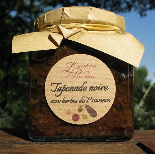 Tapenade noire aux herbes de Provence 190g
