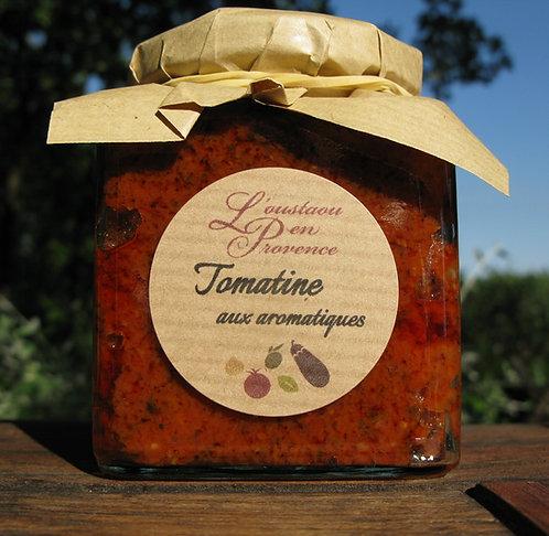 Crème de tomates aux aromatiques 190g