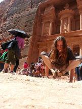 Yoga, Petra, Jordan