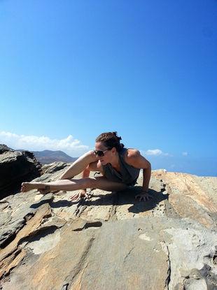 Yoga, Paros, Greece